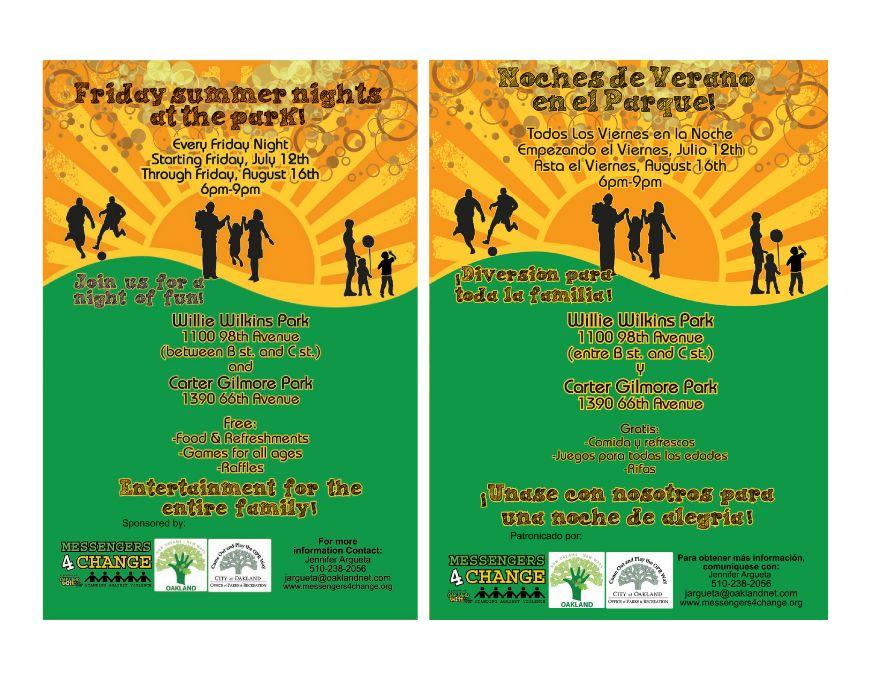 2013 Parks Flyer