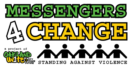 Messengers 4 Change Logo