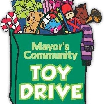 Mayor's Toy Drive