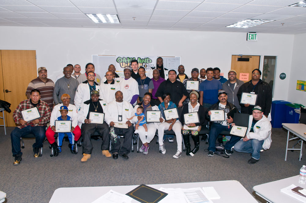 Oakland Street Outreach Training
