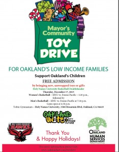 Toy Drive Gift Giving