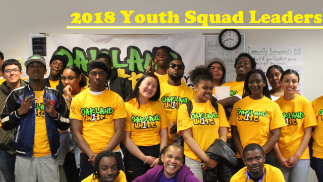 2018 Youth Squad