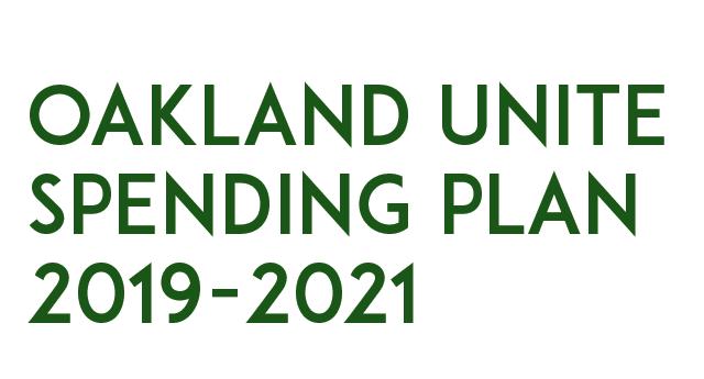 Featured : Oakland Unite